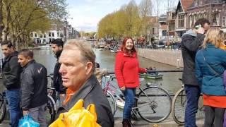 Королевский День 2017 в Голландии.