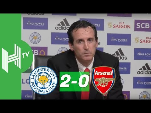 Club Needs To Remain Calm We Can Fix This | Unai Emery | Leicester 2-0 Arsenal