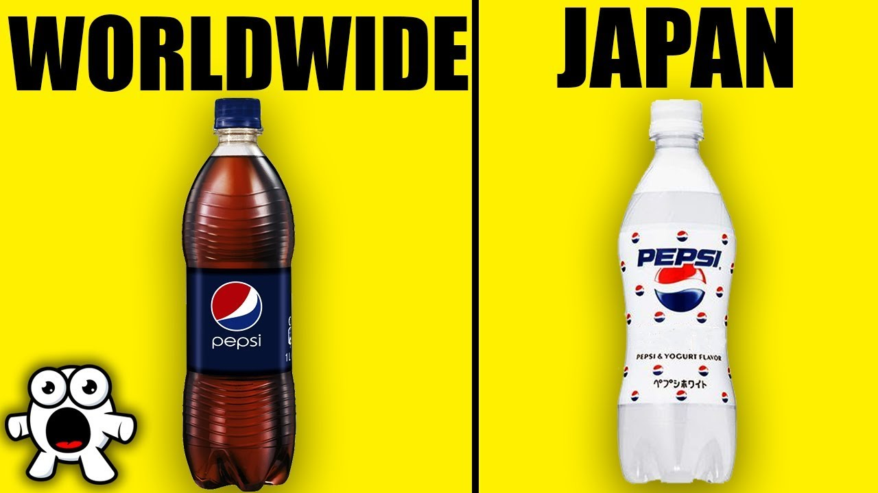 Download Weird Yet AMAZING Products That Only Exist In Other Countries