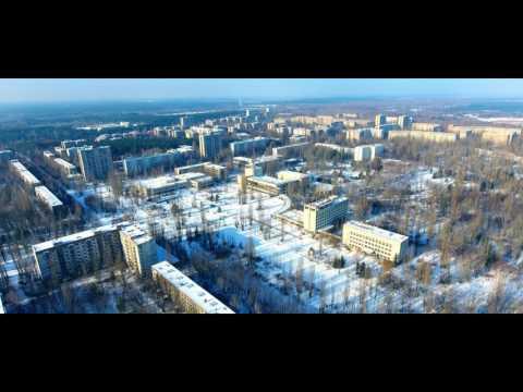 Winter Chernobyl Zone