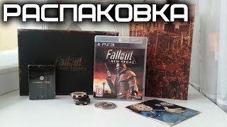 Fallout New Vegas Collectors Edition Коллекционное Издание