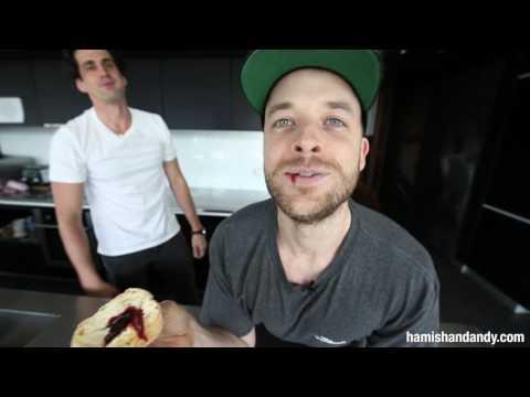 The Jam Doughnut Challenge