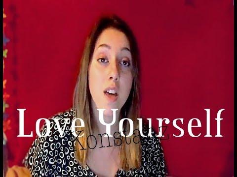 JUSTIN BIEBER - LOVE YOURSELF (Version french SARA'H) (Cover Konstanz)