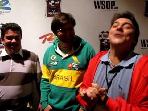 MeBeliska - WSOP 2010 - Main Event Dia 5 - Brazucas