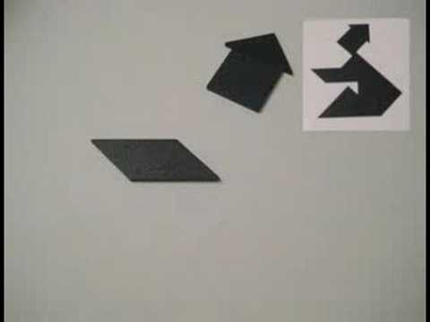 How To Play Tangram Games : Multiple Triangle Tangram Puzzles