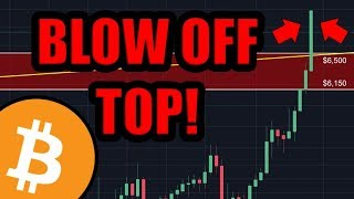 All Bets Are Off... Bitcoin Blow Off Top? Short Squeeze? Are You Buying, Selling Or HODLING?