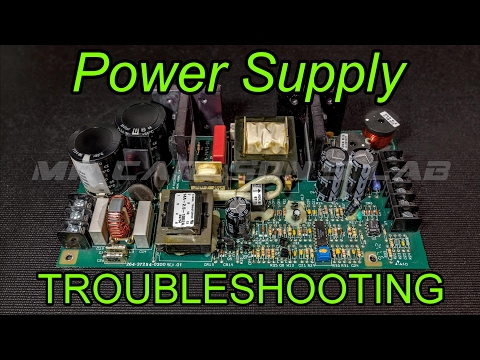 Power Supply Troubleshooting and Repair Tips