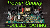 Switch Mode Power Supply Repair, SMPS - YouTube