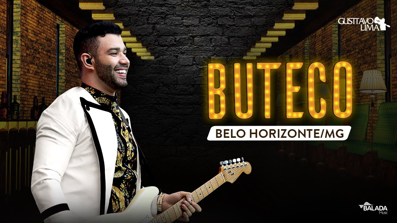 Live Buteco Do Gusttavo Lima Belo Horizonte Youtube