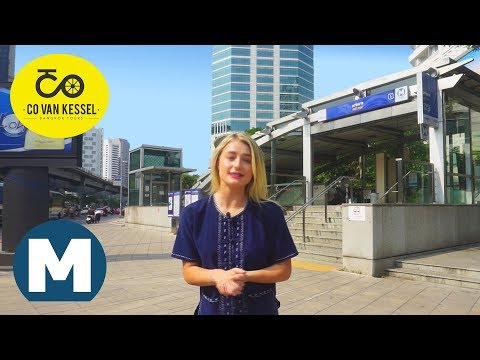 How to use the MRT Subway in Bangkok (Co van Kessel Guide)