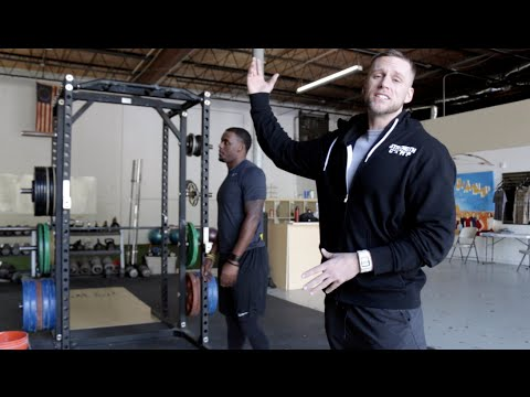 Top 10 Vertical Drills [#9 Low Squat Jump to Explosion] | Overtime Athletes