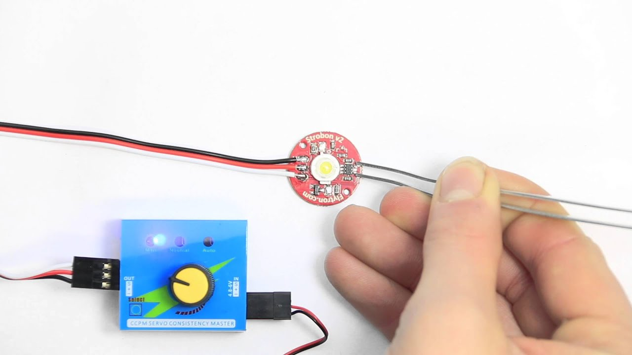 Strobon V2 Navigation Strobe Lights Youtube Xenon Circuit