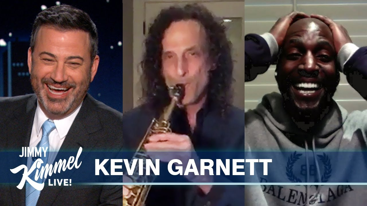 Kevin Garnett on Trash Talking Michael Jordan, Friendship with Kobe & Surprise from Kenny G