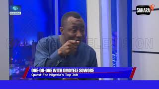 """Governors Are Stealing From Their States To Buy Campaign Vehicles For The APC"" - Sowore"