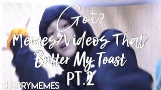 Cover images got7 memes/videos that butter my toast pt.2