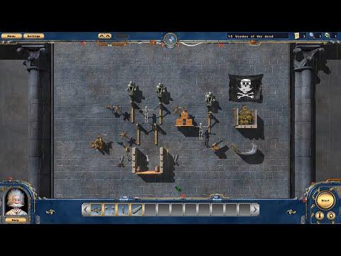Crazy Machines 2. Pirates DLC. |