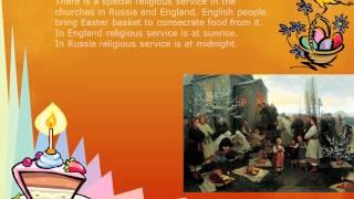 Презентация к уроку Пасха в Англии
