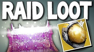 Destiny - NEW RAID LOOT 335 !!