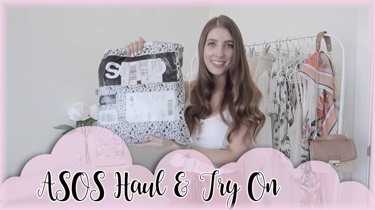 [VIDEO] - ASOS HAUL + TRY ON // SPRING + VACATION OUTFITS // Lauren Dumonceau 2