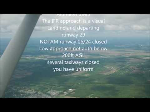 Montreal Mirabel Airport ATIS Uniform