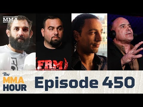 The MMA Hour: Episode 450 (w/ Hendricks, Kawa, Rutten, Zidan)