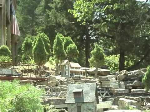 Four Waterwheel Mills Garden Railroads Youtube