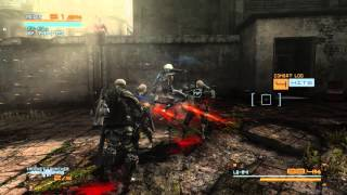 Metal Gear Rising: Revengeance - Getting my ass handed to me; using keyboard/mouse - Kyle - 2014