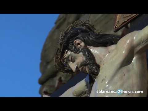 Semana Santa Salamanca 2017 | Procesión del Cristo de los Doctrinos