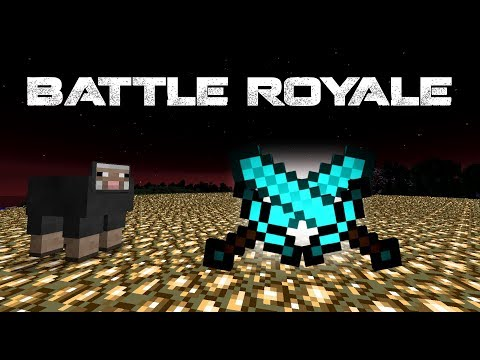 Battle Royal and cops and criminals HYPIXEL