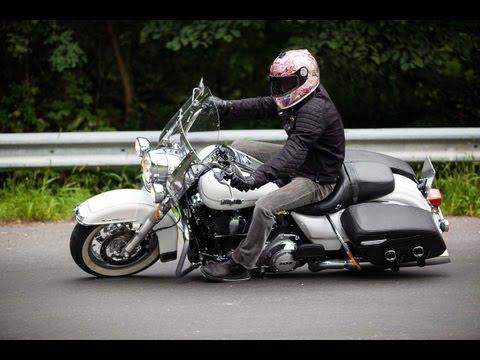 Harley Davidson Road King Classic Test & Fahreindrücke