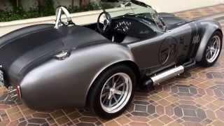 1967 shelby cobra replica.  Midstates / shell builders.