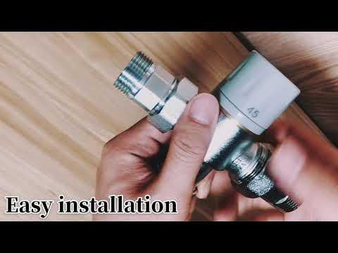 solar mixing valve series DN15-50