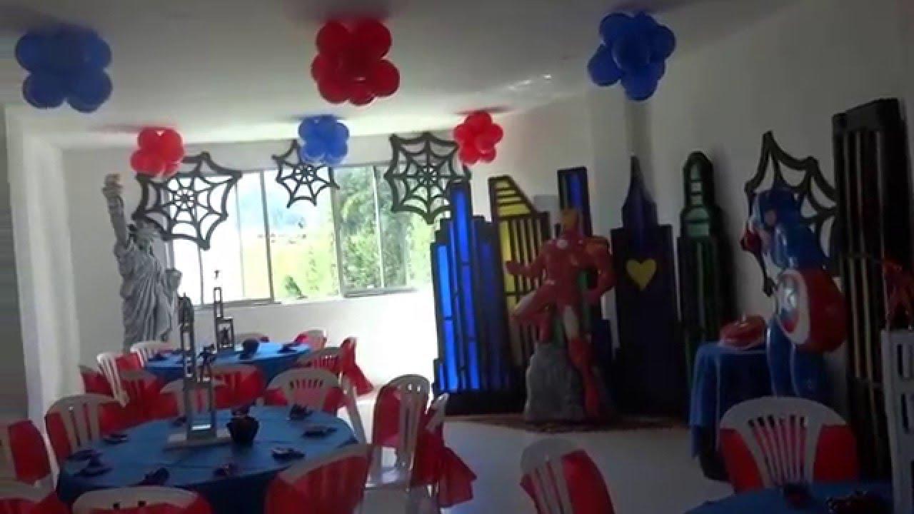 Como Decorar Un Salon De Fiestas