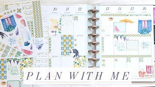 NEW Stickers Sets! | Plan With Me #OrganizeWithChar