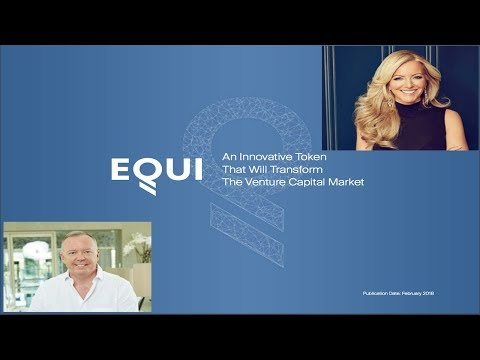 EQUI ICO - Bringing Venture Capital to the Blockchain