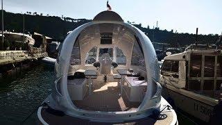 Jet Capsule Interior