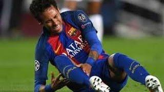 Barcelona 0 Juventus 0  0-3 Agg : Messi, Suarez And Neymar Neutralised As Barca Crash Out