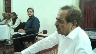 Shakeel Adil Zada On Ibne Safi Feb 26, 2011-Recorded By Rashid Ashraf