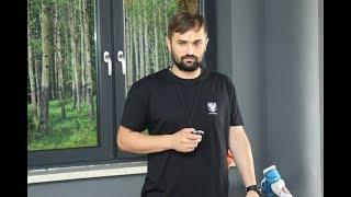 Rozmowa z trenerem Energi Net Ostro³êka Mateuszem Mielnikiem
