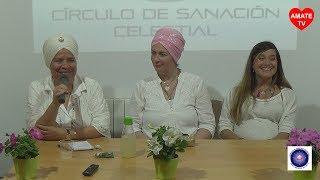Presentación Asociación Médicos del Cielo - Círculo de Sanación Celestial - AmateTV