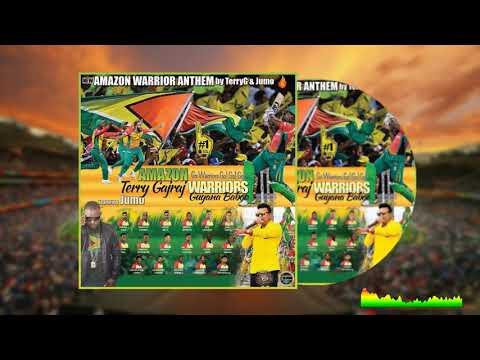 Amazon Warriors Anthem - Terry Gajraj & Jumo Primo