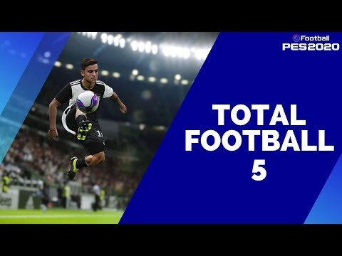 PES 2020 : TOTAL FOOTBALL #5