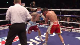 Jamie Conlan wins the April Punch of the Month award!