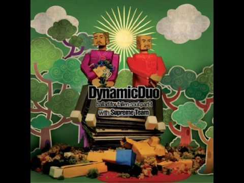 잔소리 - Dynamic duo (ft. Simon Dominic for Supreme Team) (audio only)