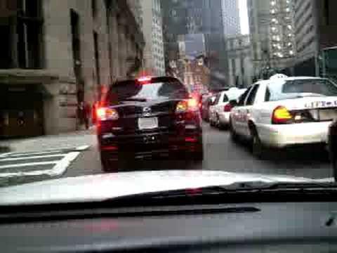 Boston cab ride