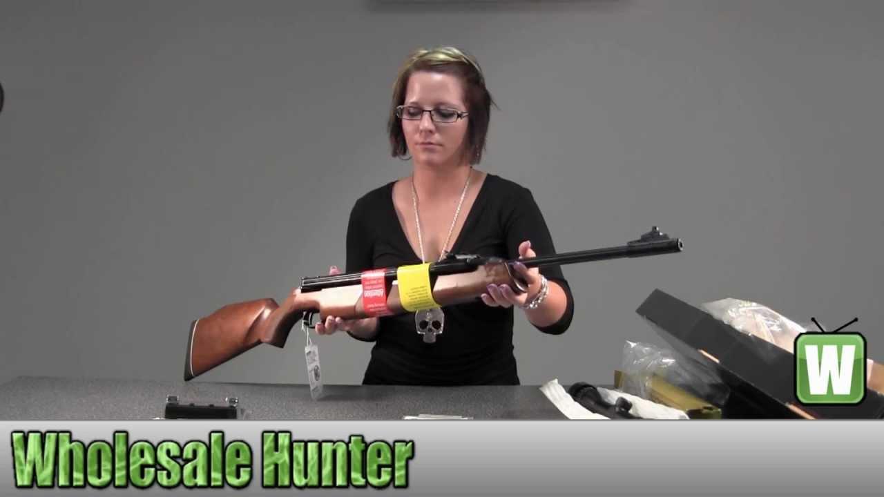 Diana model 52 vs diana airking review airguns reviews gunmart - Umarex Usa Rws Model 54 2166227 22 Cal Combo W 4x32 Scope Shooting Gaming Unboxing Youtube
