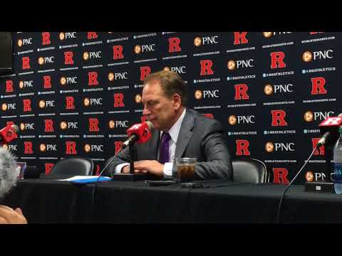 Tom Izzo recaps Michigan State's win over Rutgers