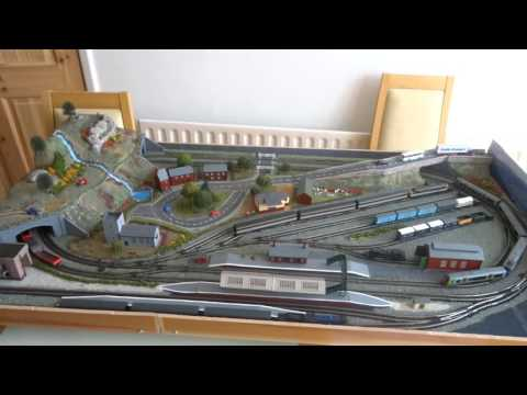 N Gauge Layout Project