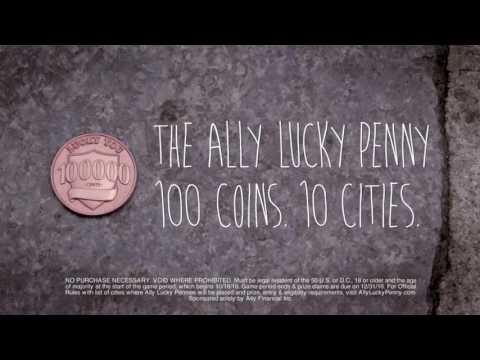 The Ally Lucky Penny :15