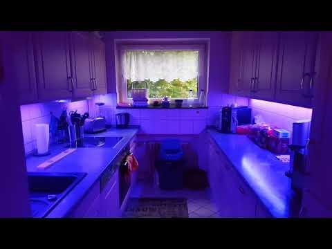 Küche LED Stripes